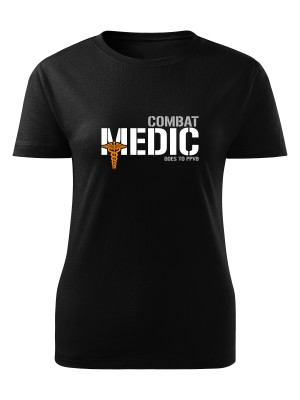Dámské tričko Combat Medic - GOES TO PPVB