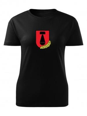 Dámské tričko CZECH EOD