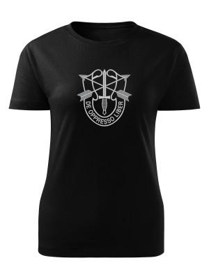 Dámské tričko De Oppresso Liber