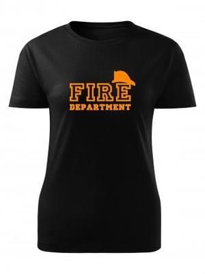 Dámské tričko FIRE Department