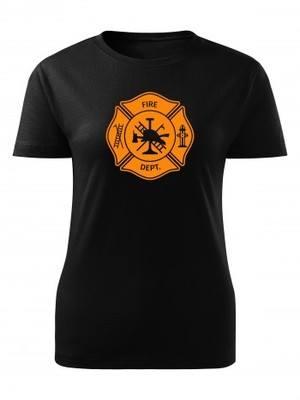 Dámské tričko FIRE DEPT