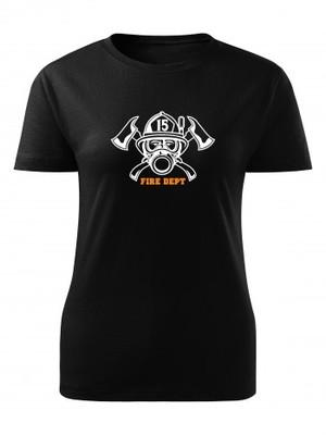 Dámské tričko FIREFIGHTER