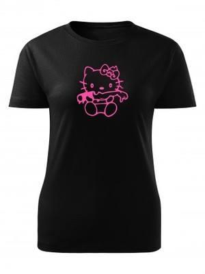 Dámské tričko Hello Kitty Yummy Yummy