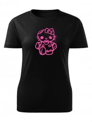 Dámské tričko Hello Kitty Zombie