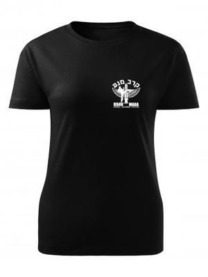 Dámské tričko IDF Krav Maga - SIMPLE