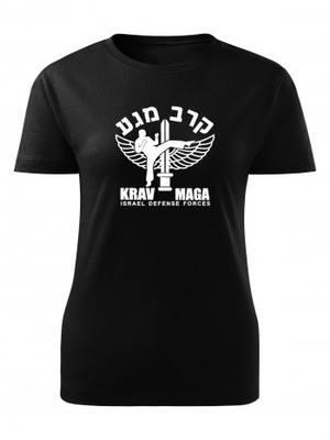 Dámské tričko IDF Krav Maga
