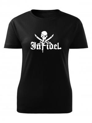Dámské tričko INFIDEL 2