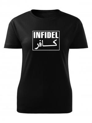 Dámské tričko INFIDEL