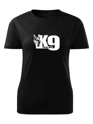 Dámské tričko K9 Police Unit