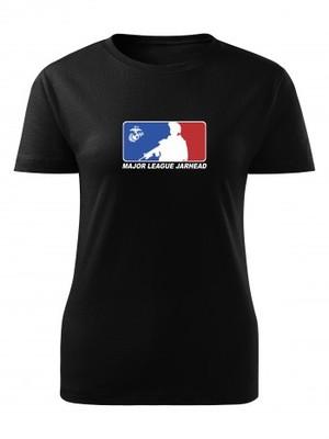 Dámské tričko Major League Jarhead