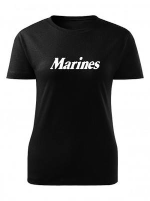 Dámské tričko Marines