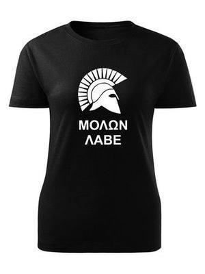 Dámské tričko MOLON LABE Two Line