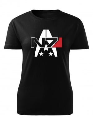 Dámské tričko N7 Alliance Military