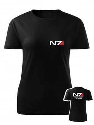 Dámské tričko N7 Alliance Special Forces