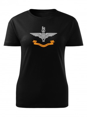 Dámské tričko Parachute Regiment