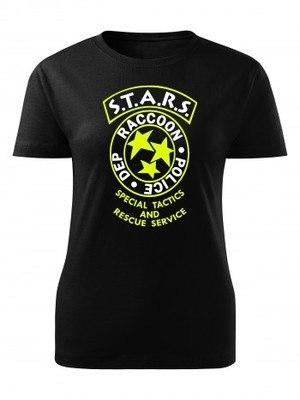 Dámské tričko S.T.A.R.S. R.P.D. Big Badge