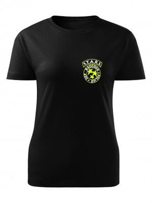 Dámské tričko S.T.A.R.S. R.P.D. Small Badge
