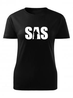 Dámské tričko SAS Rifleman
