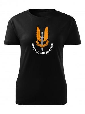 Dámské tričko SAS Special Air Service