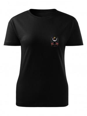 Dámské tričko SLEZSKÁ ORLICE Simple