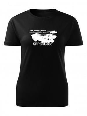 Dámské tričko SRPEN 1968