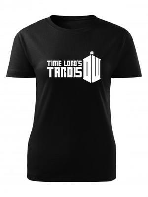 Dámské tričko Time Lord's Tardis