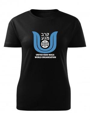 Dámské tričko United Krav Maga BIG