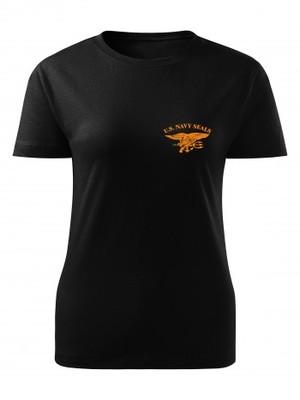 Dámské tričko United States NAVY SEALS SIMPLE