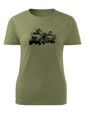 Dámské triko MRAP