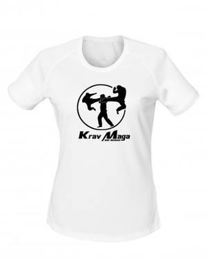 Funkční dámské tričko Krav Maga self defence
