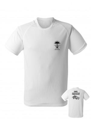 Funkční tričko 102. průzkumný prapor - LRD-130 Kajman