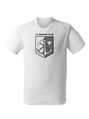 Funkční tričko 15. ženijní pluk