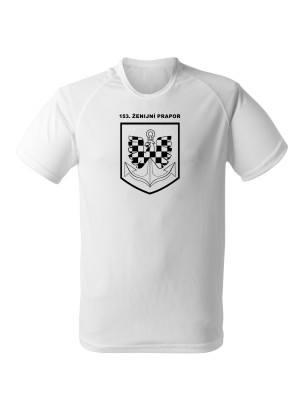 Funkční tričko 153. ženijní prapor