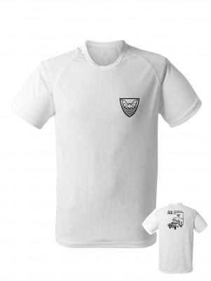 Funkční tričko 53. pluk průzkumu a elektronického boje - DEFENDER