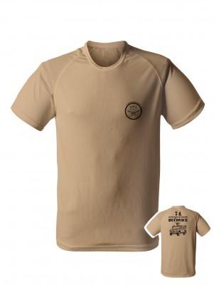 Funkční tričko 74. mechanizovaný prapor IVECO