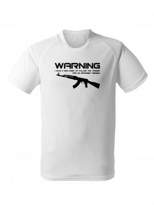 Funkční tričko BAD HABIT AK-47