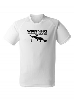 Funkční tričko BAD HABIT M249
