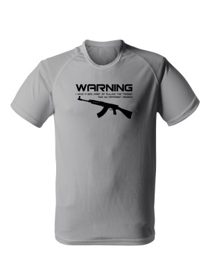 Funkční tričko BAD HABIT SA58