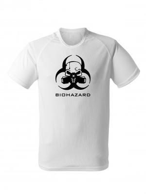 Funkční tričko Biohazard
