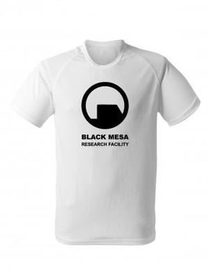 Funkční tričko Black Mesa Research Facility