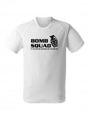 Funkční tričko BOMB SQUAD