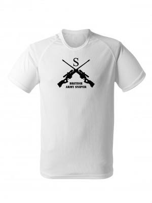 Funkční tričko BRITISH ARMY SNIPER