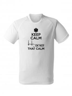 Funkční tričko EMT KEEP CALM