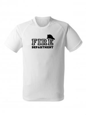 Funkční tričko FIRE Department