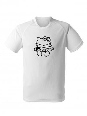 Funkční tričko Hello Kitty Yummy Yummy