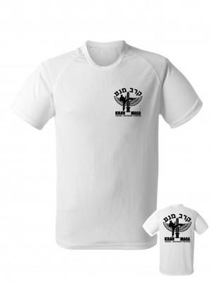 Funkční tričko IDF Krav Maga - BACKSIDE