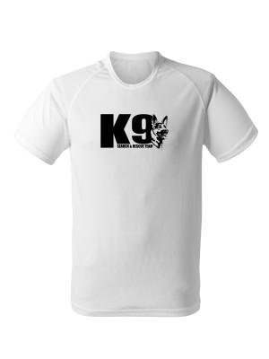 Funkční tričko K9 Search and Rescue team
