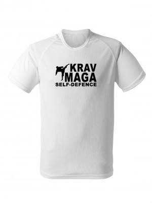 Funkční tričko Krav Maga - self defence fighter