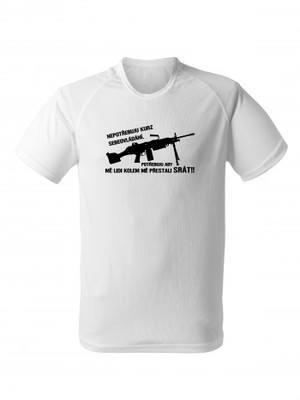 Funkční tričko KURZ SEBEOVLÁDÁNÍ M249
