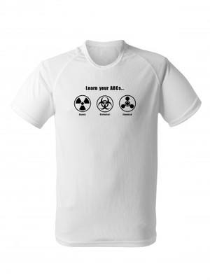 Funkční tričko Learn your ABCs